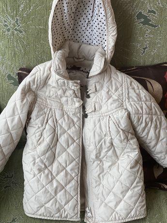 Демисезонная куртка/пальто для девочки Mothercare