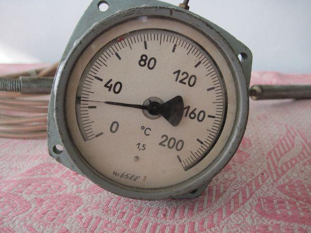 Термометр манометрический электроконтактный ТГП-100Эк-УХЛ4