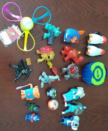 Mc Donalds zabawki