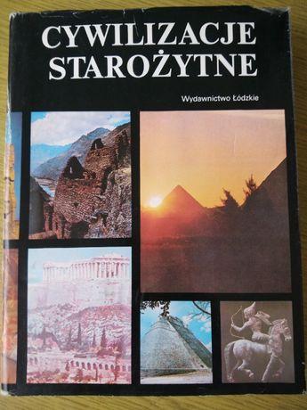 Cywilizacje starożytne pod red. Arthura Cotterella 1990
