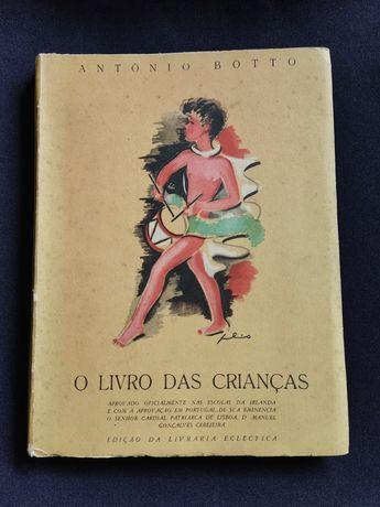 António Botto - O livro das crianças