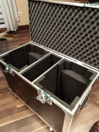 Sprzedam case na klawisze kolumny piec wzmacniacze głośniki mixer