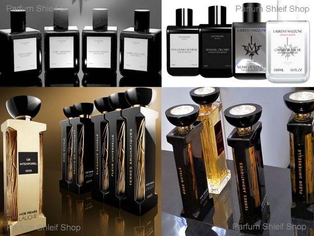 L.M.Parf + Lalique Noir Premier+ Shiseido_Распив Отливанты Оригинал
