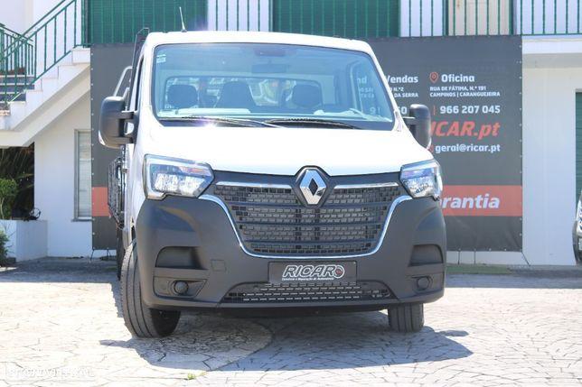 Renault MASTER 2.3 Cab. Simples