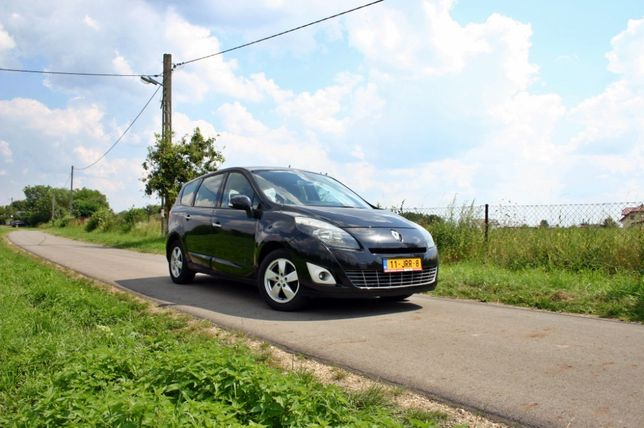 Renault Grand Scenic III 130km 2009r.7 Osobowy