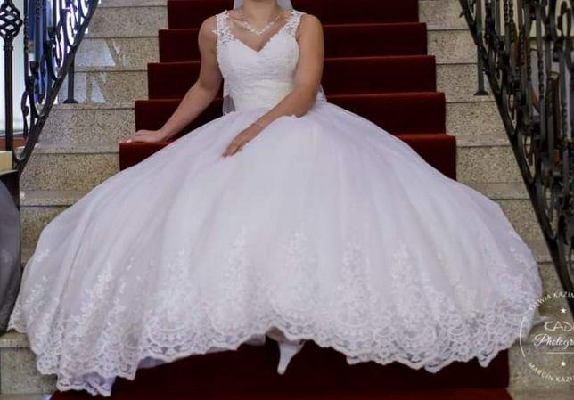 Okazja! Sprzedam suknię ślubną!