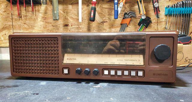 Retro Radio UNITRA Taraban 3 R-510