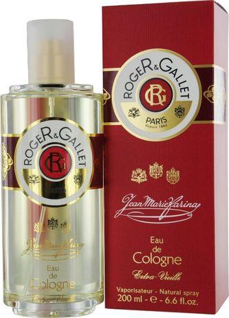 Roger & Gallet Agua de colónia Jean-Marie Farina 100 ml - NOVA Selada