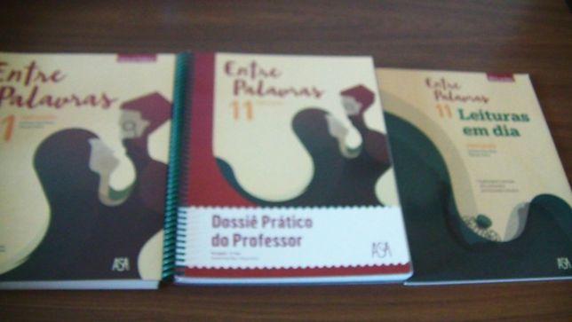 Entre Palavras - Português - 11º Ano ASA (Professor)