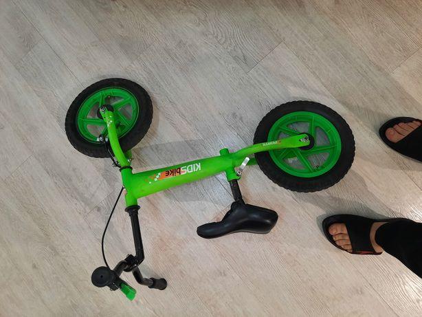 Дитячий детский беговел велобег самокат