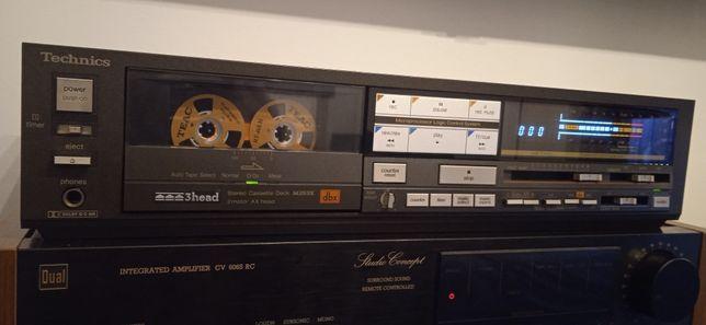 Technics RS M253X Tape Deck /Magnetofon