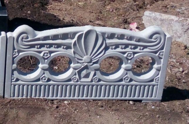 Забор бетонный-125 грн!!