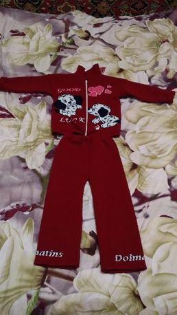 Детский Шерстяной костюм