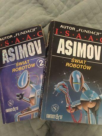 Świat robotów Isaac Asimov