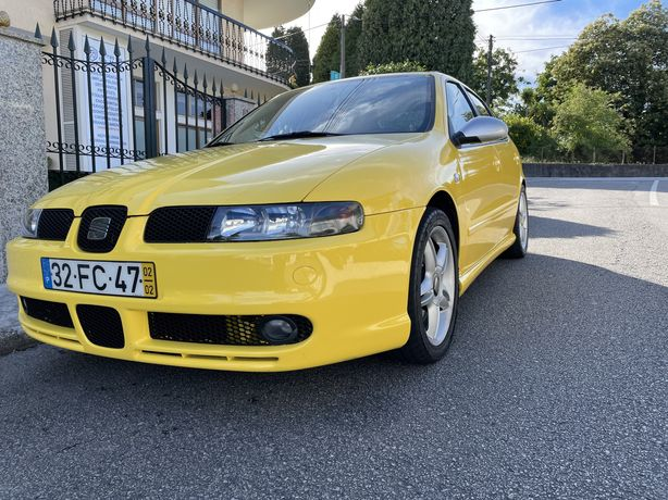 Seat leon 1M cupra 4 1.9cc 150cv
