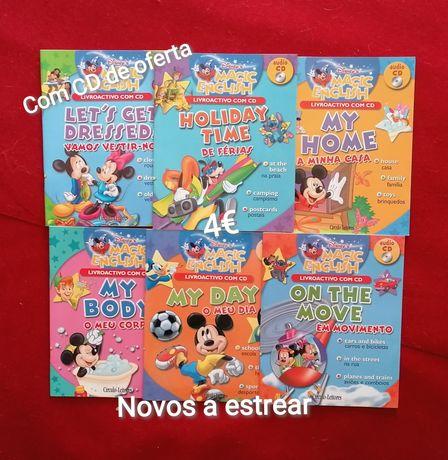 Dia mundial da criança-Livros NOVOS a estrear-Parte 2-Preços desde 1,5