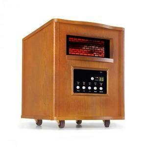 Grzejnik promiennikowy HeatBox 1500W timer