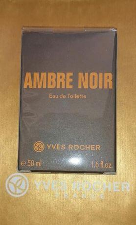 Мужская туалетная вода Ambre Noir 50мл Yves Rocher Ив Роше