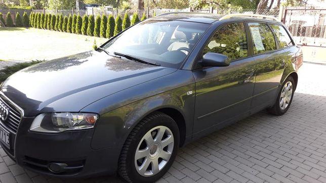 Audi A4B7 1,9 TDI 2007 r - 116 KM