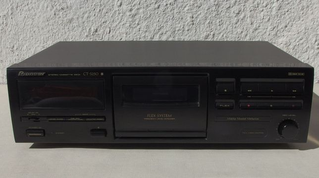 Deck Pioneer CT-S250 magnetofon kasetowy