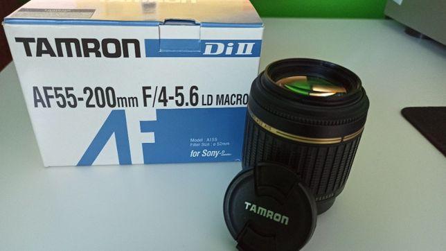 Obiektyw Tamron Di2 AF55-200mmF/4-5.6LD Macro