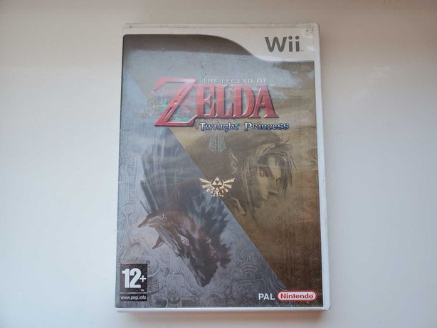 Zelda Nintendo WII + GRY Game CUBE /Okazja cenowa!!!