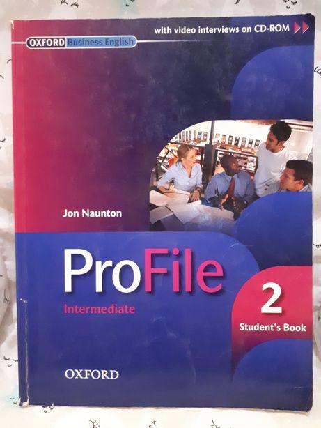ProFile 2 Intermediate Student's Book Jon Naunton z płytą CD