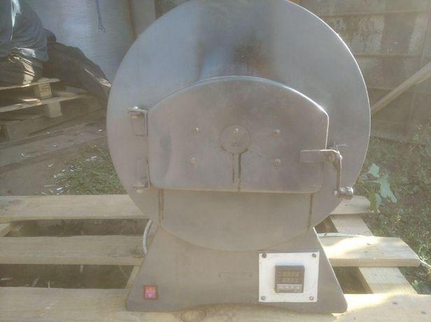 Муфельная печь, до 900 градусов.