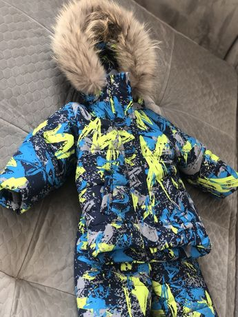 Детский зимний комбинезон TepleeNet