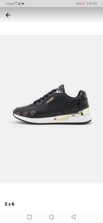 Nowe buty guess sneakers moxea r. 40