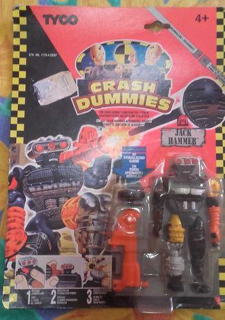 Figuras seladas Crash Dummies - Tyco