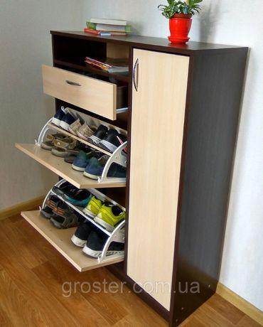 Обувница. Тумба для обуви. Галошница, калошница