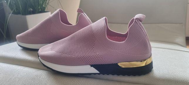 Nowe buty adidasy skarpatkowe