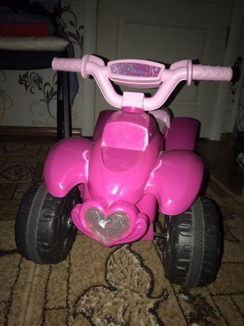 Электромобиль квадроцикл princess