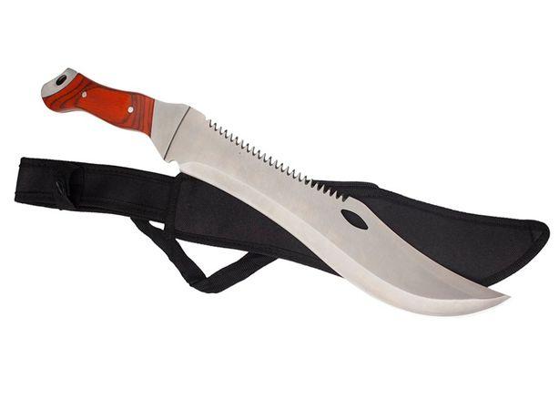 Wielki nóż bagnet maczeta CROCODILE kabura N632