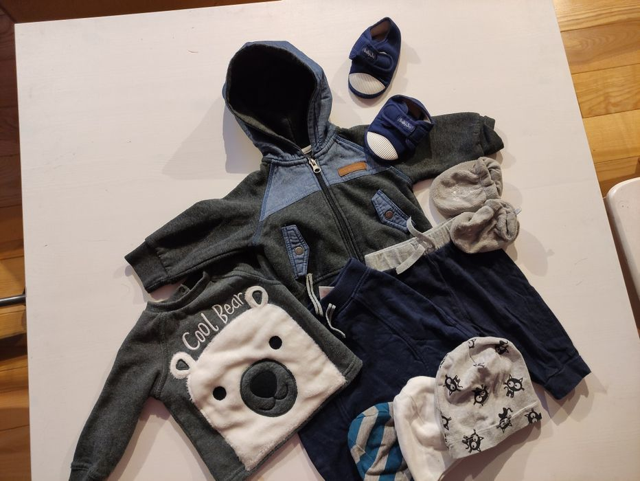 Zestaw ubranek niemowlęcych 62/68 McKenzie Rydułtowy - image 1