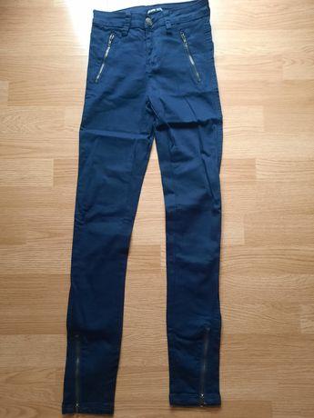 Cropp spodnie skinny 32