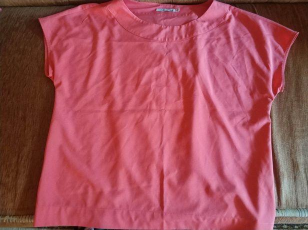 Malinowa bluzka Quiosque 40, L