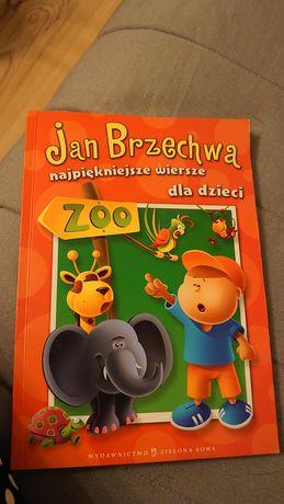 Jan Brzechwa wiersze dla dzieci Zoo