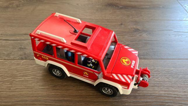 Playmobil wóz strażacki średni