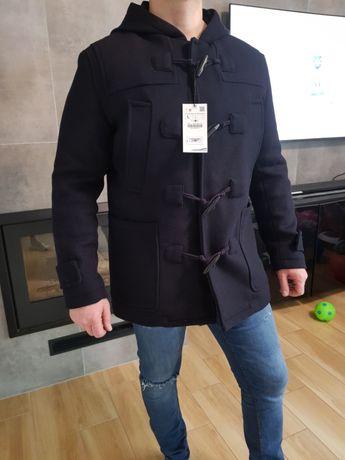 ZARA nowy płaszcz 3/4 kurtka Rozmiary