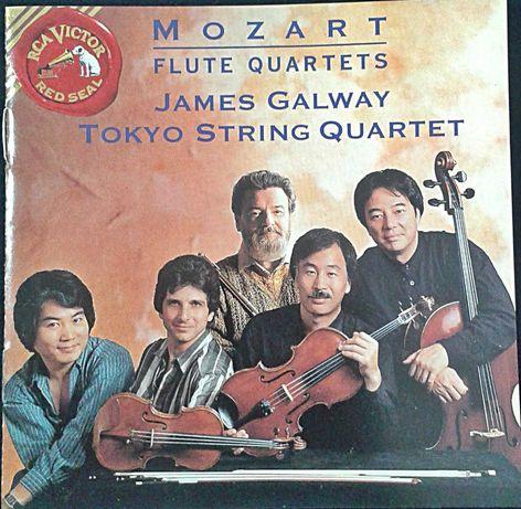 Mozart. Flute Quartets. James Galway RCA VICTOR. envio CTT