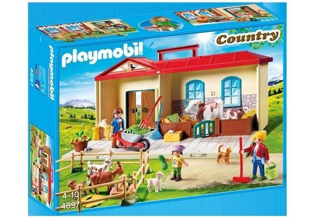 Farma Country PlayMobile