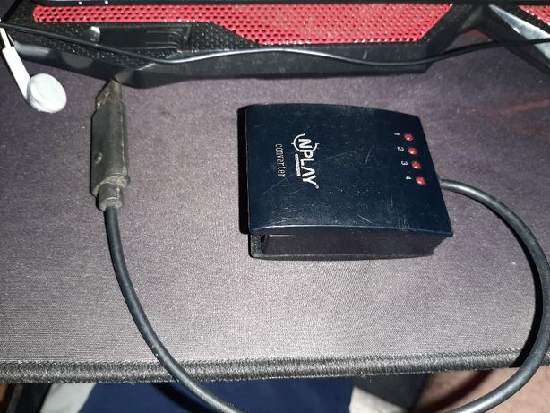 Adapatador Comando PS2 para PC