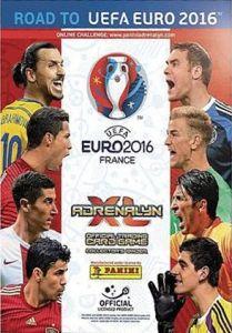 Seria kart Road to UEFA Euro 2016