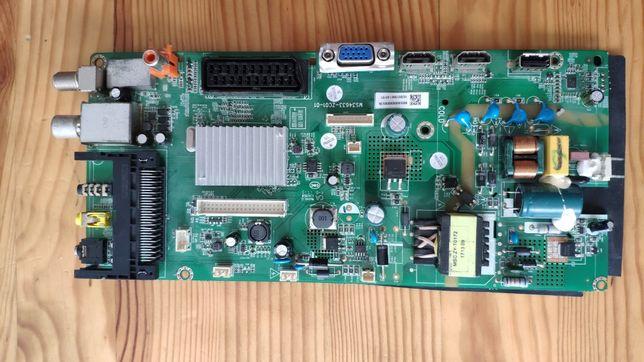Motherboard TV ms34633-zc01-01 peças  JVC lt-24ha82u
