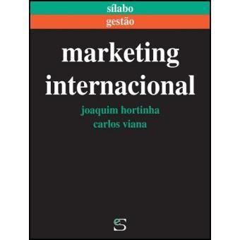 Livro Marketing internacional - Sílabo gestão