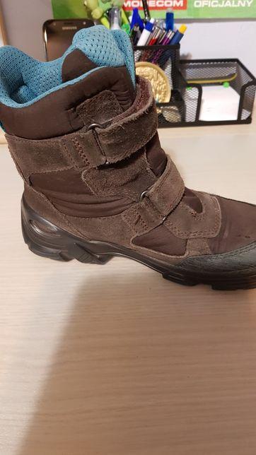 Buty chłopięce zimowe 33 ECCO