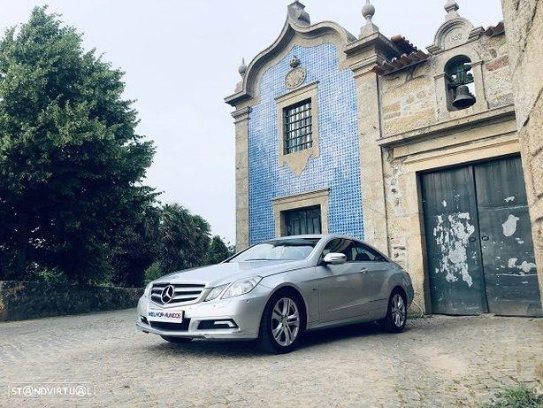 Mercedes-Benz E 350 CDi Avantgarde BlueEfficiency