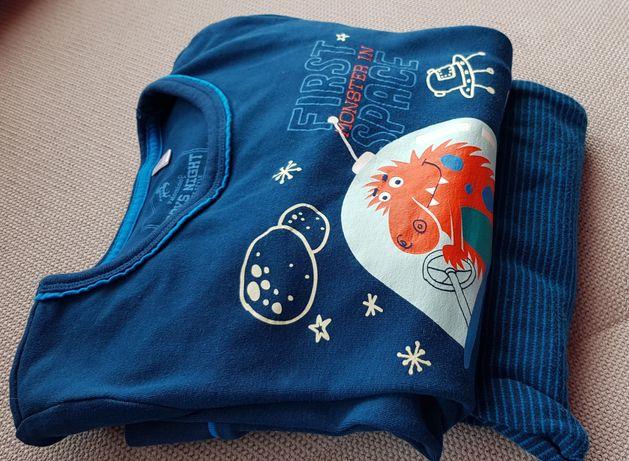 Пижама детская 110-116. Штаны спортивные + кофточка